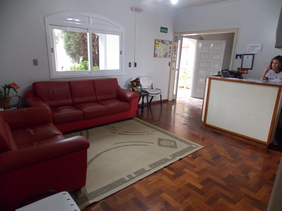 Antiga sala de estar