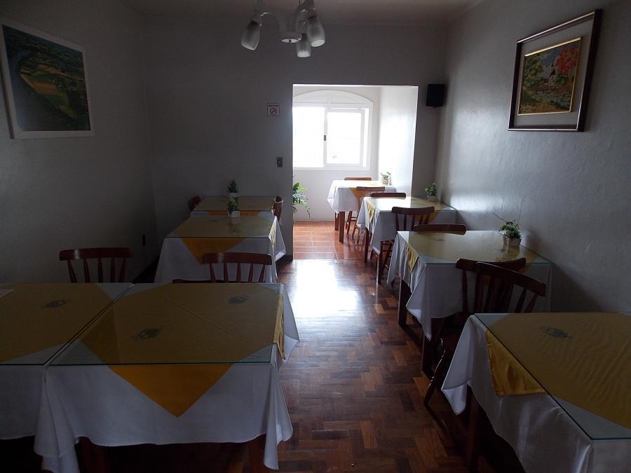 Antigo restaurante
